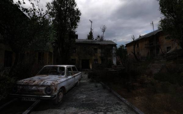 Скриншот к игре S.T.A.L.K.E.R.: Тень Чернобыля - New Level Changer.