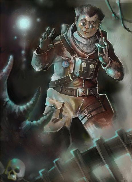 Легенда о мертвом профессоре - Легендарные личности Зоны (Из мира S.T.A.L.K.E.R.)