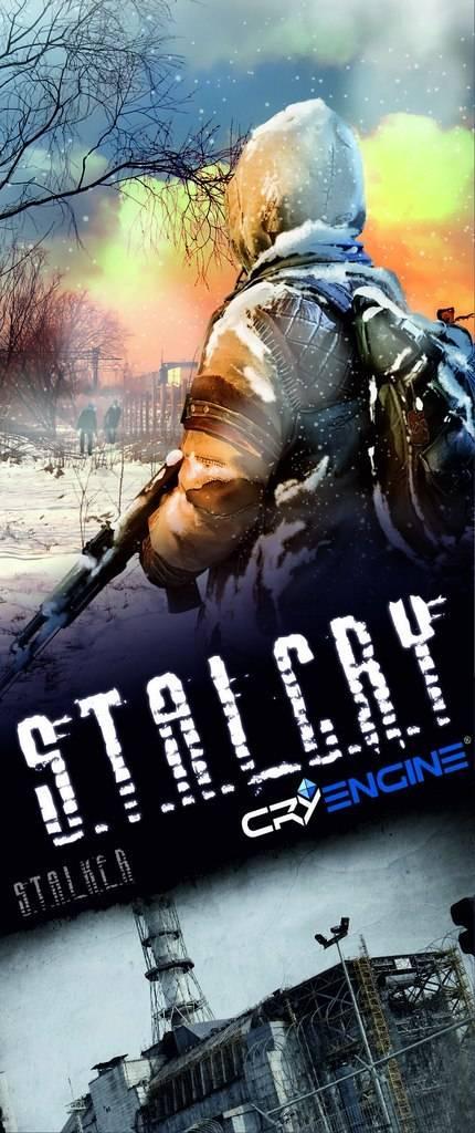 StalCry. Глобальный мод S.T.A.L.K.E.R. SoC на CryEngine 2.