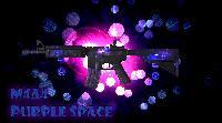 M4A4| Purple Space
