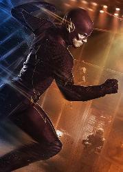 Флэш / The Flash / Сезон 1 [2014-2015, фантастика, фэнтези, боевик, драма] Смотреть онлайн