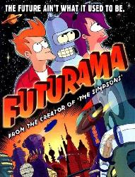 Футурама / Futurama / 1 2 3 4 5 сезон Смотреть Онлайн + 3 полнометражки