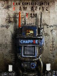 Робот по имени Чаппи / Chappie  [2015, фантастика, боевик, триллер] Смотреть онлайн