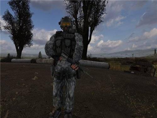 AVS Location MOD 1.6.5 для Тень Чернобыля