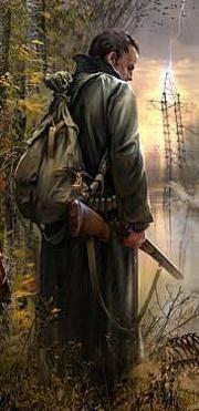 Сверхпроводник - Легендарные личности Зоны (Из мира S.T.A.L.K.E.R.)